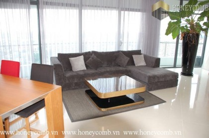 Western with nice designs three bedroom apartment in City Garden