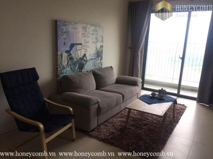 Cheap price apartment with river view and high floor in Masteri Thao Dien for rent