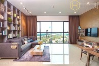 Luxury design 3 beds apartment in The Ascent Thao Dien