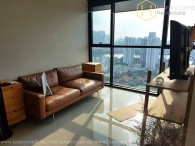 Cho thuê căn hộ 2 phòng ngủ đẹp xuất sắc tại The Ascent