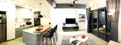 Linkable 3 bedrooms apartment in Masteri Thao Dien