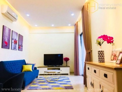 Masteri Thao Dien 2 bedrooms apartment with nice view