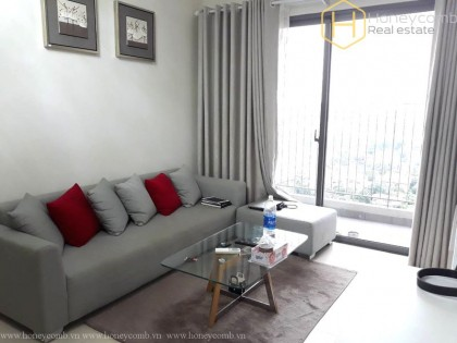 Wonderful 2 beds apartment with river view in Masteri Thao Dien for rent