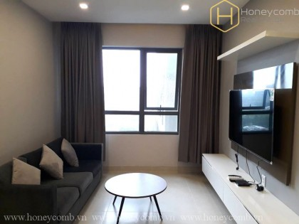 Brand new 1 bedroom apartment in Masteri Thao Dien