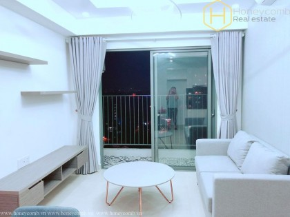 2 bedroom apartment with city view in Masteri Thao Dien