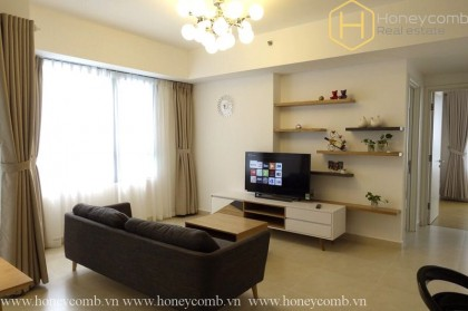 Masteri Thao Dien 2 bedrooms apartment with swimming pool