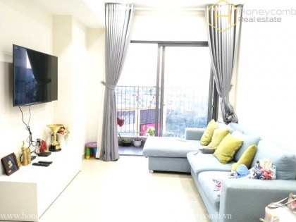 2 beds apartment with full furnished in Masteri Thao Dien