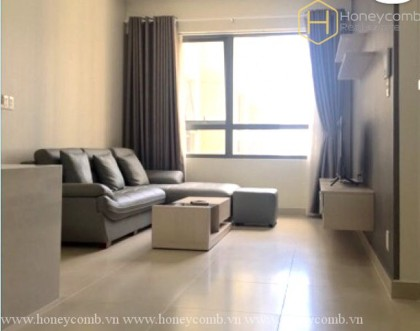 Masteri Thao Dien 1 bedroom apartment with high floor