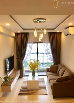 Beautiful 1 bedroom apartment in Masteri Thao Dien