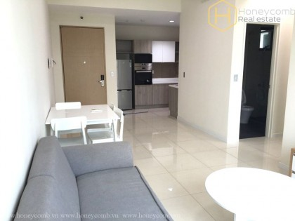 The Ascent 2 beds apartment with brand new furnished