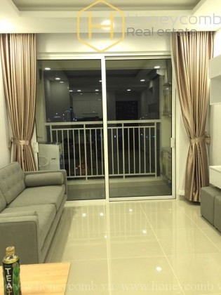 Tropic Garden 2 beds apartment with nice furnished