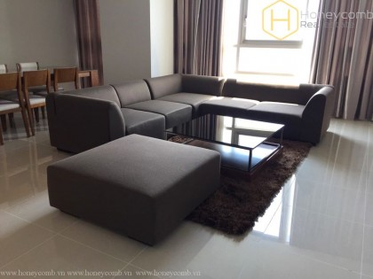 Xi Riverview Palace Palace full furnished 185sqm for rent
