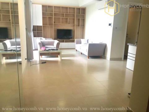 2 beds apartment with swimming and river view in Masteri Thao Dien