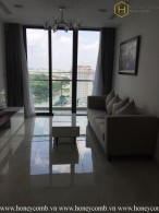 This is a convenient and cozy 1 bed apartment in Vinhomes Golden River