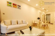 Modern decoration with river view in Vinhomes Golden River