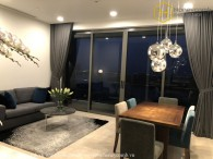 Brand new 3 bedrooms apartment in The Nassim Thao Dien