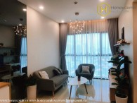 Two bedroom apartment Luxury interior design in The Ascent for rent