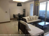 Good price 3-bedrooms apartment low floor in Xi Riverview for rent
