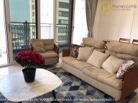 3 bedroom fully furnished apartment right in Xi Riverview Place