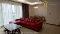 Worth living with 3-bedroom apartmentin Xi Riverview Palace