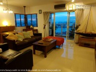 Modern lifestyle with 2 bedrooms apartment in River Garden for rent