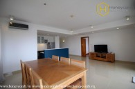 Large space with 2-bedroom apartment in River Garden for rent