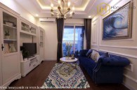 Modern decorated with 2 bedrooms apartment in Vista Verde for rent