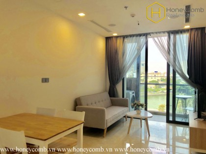 Are you seeking an attractive apartment with nice decoration in Vinhomes Golden River ?