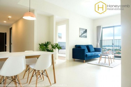Large and spacious 2 bedrooms apartment in Masteri for rent