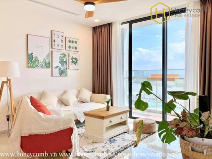 The stunning 3beds apartment won't make you disappointed in Vinhomes Golden River