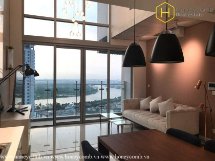 Duplex The Estella Heights 3 bedrooms apartment for rent