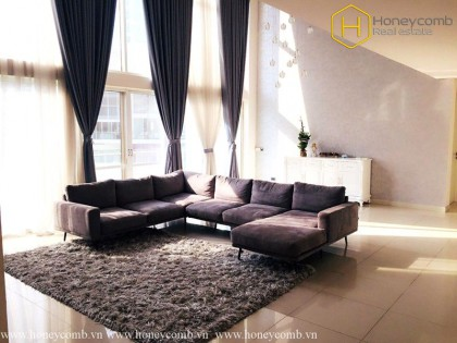 Morden style 4 bedrooms apartment with Penthouse The Estella