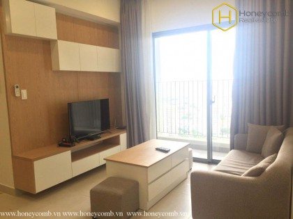 Cheap price! 2 bedrooms apartment with city view in Masteri Thao Dien