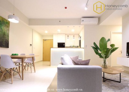 Adorable fully featured 2 bedrooms in Masteri Thao Dien