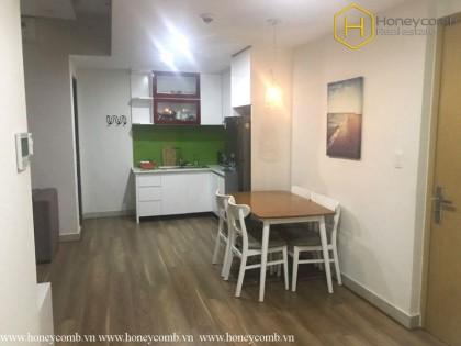 Good price 2 bedrooms apartment with high floor in Masteri Thao Dien