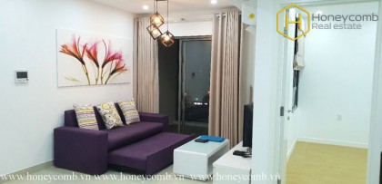 Good price 1 bedroom apartment with city view in Masteri Thao Dien