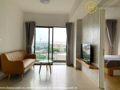 Good furniture with 2 bedrooms apartment in Masteri Thao Dien
