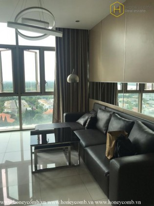 Comfortable 3-bedroom apartment with modern furniture in The Vista