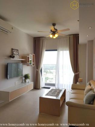 Nice spacious 2 bedrooms apartment in Masteri Thao Dien