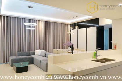Convenient 3 beds apartment with nice view in The Gateway Thao Dien