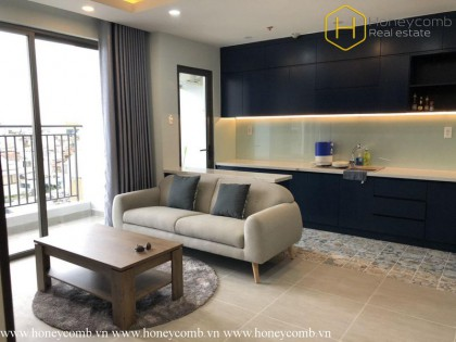 3 beds apartment with sophisticated and modern interior in Wilton Tower
