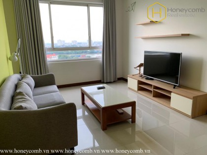 Newly furnished 2 bedrooms apartment in Tropic Garden