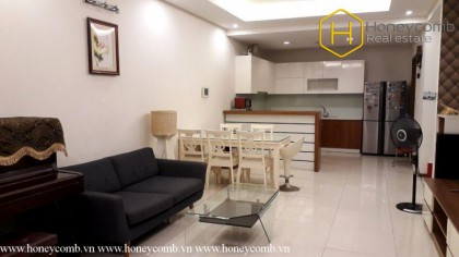 Proper Design with 5 bedrooms apartment in Thao Dien Pearl for rent
