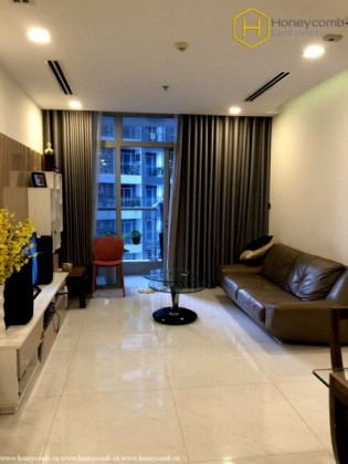 Modern and Convenient with 3 bedroom apartment in Vinhomes Central Park