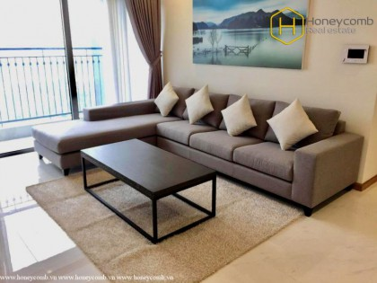Sophisticated Style with 4 bedrooms apartment in Vinhomes Central Park