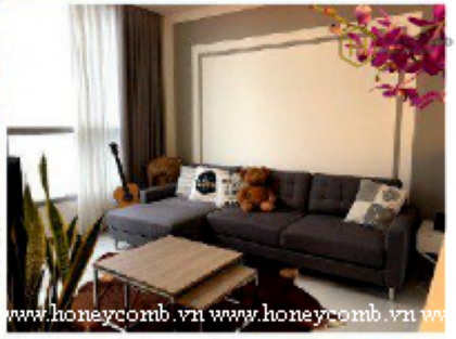 Charming apartment with 3 bedroom in Vinhomes Central Park for rent
