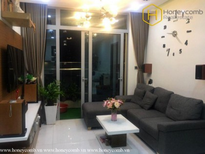 Simple and comfortable 2-bedroom apartment in Vinhomes Central Park