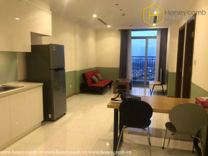 Modern lifestyle with 1 bedroom apartment in Vinhomes Central Park