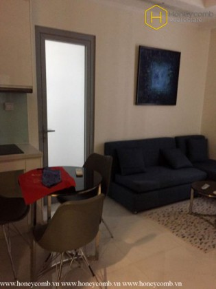 Fully furnish with 2 bedrooms Apartment in Vinhomes Central Park