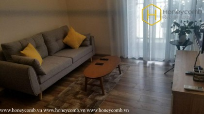 Modern facilities with 1-bedroom apartment in Vinhomes Central Park